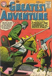 Cover Thumbnail for My Greatest Adventure (DC, 1955 series) #21