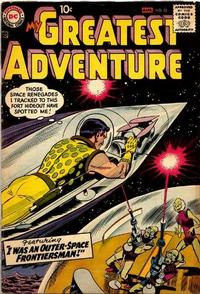 Cover Thumbnail for My Greatest Adventure (DC, 1955 series) #22