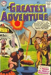 Cover Thumbnail for My Greatest Adventure (DC, 1955 series) #23