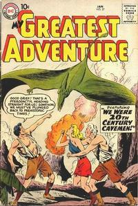 Cover Thumbnail for My Greatest Adventure (DC, 1955 series) #27