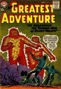Cover Thumbnail for My Greatest Adventure (DC, 1955 series) #29
