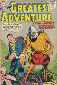 Cover Thumbnail for My Greatest Adventure (DC, 1955 series) #34