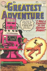 Cover Thumbnail for My Greatest Adventure (DC, 1955 series) #35