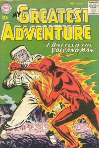 Cover Thumbnail for My Greatest Adventure (DC, 1955 series) #36
