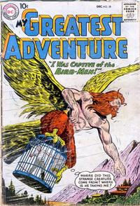 Cover Thumbnail for My Greatest Adventure (DC, 1955 series) #38