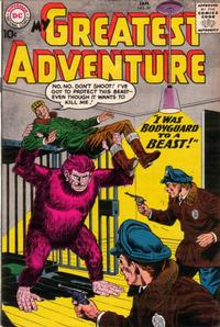 Cover Thumbnail for My Greatest Adventure (DC, 1955 series) #39
