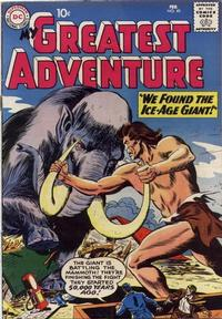 Cover Thumbnail for My Greatest Adventure (DC, 1955 series) #40