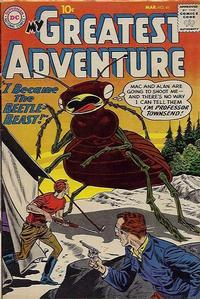 Cover Thumbnail for My Greatest Adventure (DC, 1955 series) #41