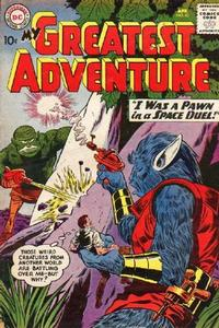 Cover Thumbnail for My Greatest Adventure (DC, 1955 series) #42