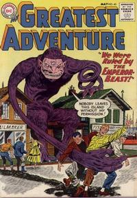 Cover Thumbnail for My Greatest Adventure (DC, 1955 series) #43