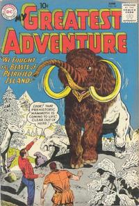 Cover Thumbnail for My Greatest Adventure (DC, 1955 series) #44
