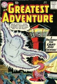Cover Thumbnail for My Greatest Adventure (DC, 1955 series) #45