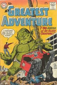 Cover Thumbnail for My Greatest Adventure (DC, 1955 series) #46