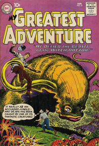 Cover Thumbnail for My Greatest Adventure (DC, 1955 series) #51