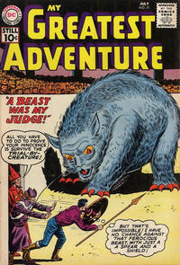 Cover Thumbnail for My Greatest Adventure (DC, 1955 series) #57