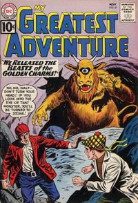 Cover Thumbnail for My Greatest Adventure (DC, 1955 series) #61