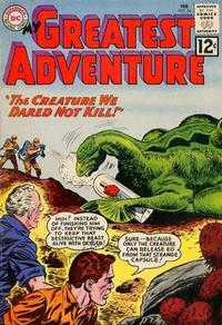 Cover Thumbnail for My Greatest Adventure (DC, 1955 series) #64