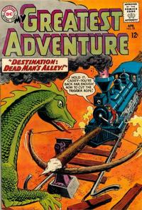 Cover Thumbnail for My Greatest Adventure (DC, 1955 series) #78
