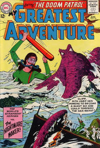 Cover Thumbnail for My Greatest Adventure (DC, 1955 series) #81
