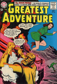 Cover Thumbnail for My Greatest Adventure (DC, 1955 series) #82