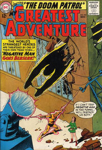 Cover Thumbnail for My Greatest Adventure (DC, 1955 series) #83
