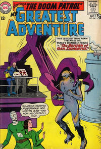 Cover Thumbnail for My Greatest Adventure (DC, 1955 series) #84