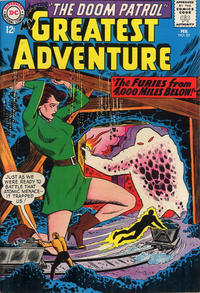 Cover Thumbnail for My Greatest Adventure (DC, 1955 series) #85