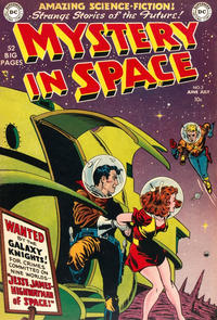 Cover Thumbnail for Mystery in Space (DC, 1951 series) #2