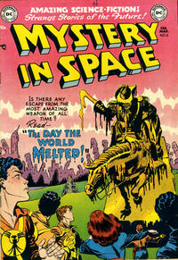Cover Thumbnail for Mystery in Space (DC, 1951 series) #6