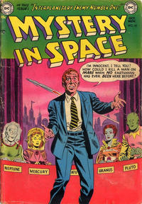 Cover Thumbnail for Mystery in Space (DC, 1951 series) #10