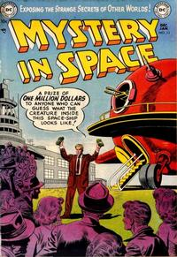 Cover Thumbnail for Mystery in Space (DC, 1951 series) #11