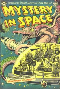 Cover Thumbnail for Mystery in Space (DC, 1951 series) #14