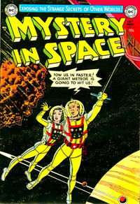 Cover Thumbnail for Mystery in Space (DC, 1951 series) #16