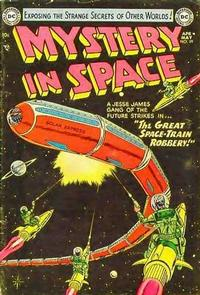 Cover Thumbnail for Mystery in Space (DC, 1951 series) #19