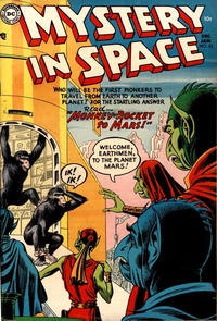 Cover Thumbnail for Mystery in Space (DC, 1951 series) #23