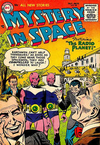 Cover Thumbnail for Mystery in Space (DC, 1951 series) #28