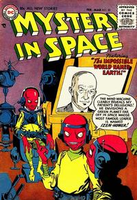 Cover Thumbnail for Mystery in Space (DC, 1951 series) #30