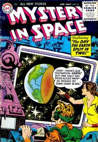 Cover Thumbnail for Mystery in Space (DC, 1951 series) #31