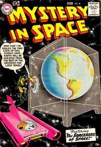 Cover Thumbnail for Mystery in Space (DC, 1951 series) #39