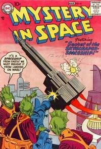 Cover Thumbnail for Mystery in Space (DC, 1951 series) #42