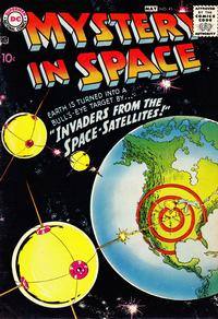 Cover Thumbnail for Mystery in Space (DC, 1951 series) #43