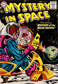 Cover Thumbnail for Mystery in Space (DC, 1951 series) #46