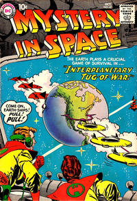 Cover Thumbnail for Mystery in Space (DC, 1951 series) #47