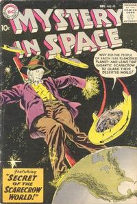 Cover Thumbnail for Mystery in Space (DC, 1951 series) #48