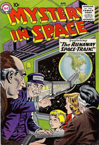 Cover Thumbnail for Mystery in Space (DC, 1951 series) #50