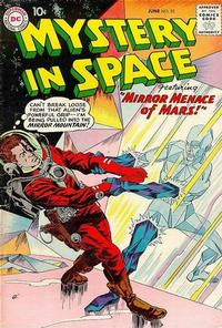 Cover Thumbnail for Mystery in Space (DC, 1951 series) #52