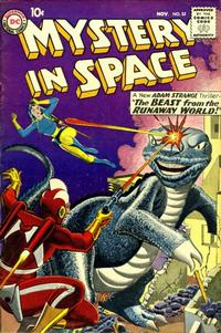 Cover Thumbnail for Mystery in Space (DC, 1951 series) #55