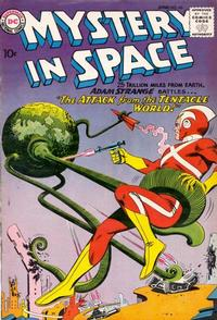 Cover Thumbnail for Mystery in Space (DC, 1951 series) #60