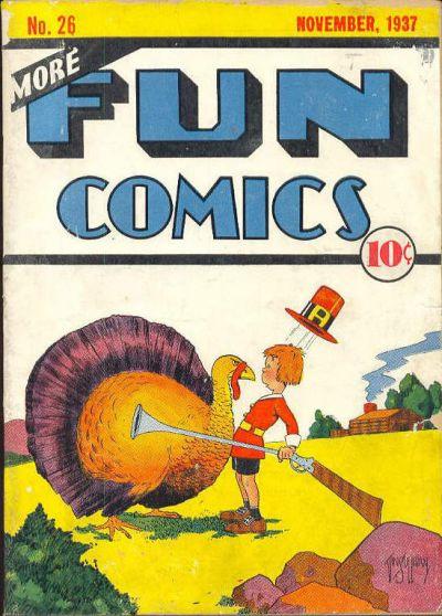 Cover for More Fun Comics (DC, 1936 series) #v3#2 (26)