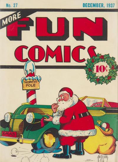 Cover for More Fun Comics (DC, 1936 series) #v3#3 (27)